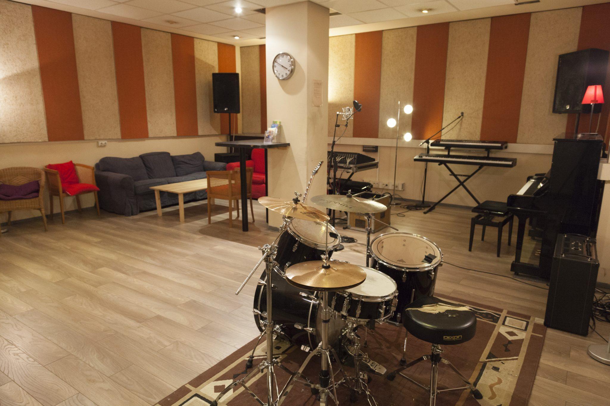 CECB Accueil Studio Ella 9