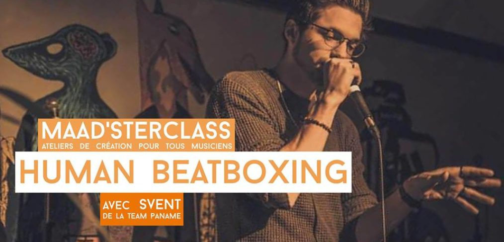 Maadsterclass BeatBox